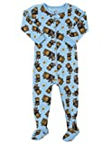 Leveret Kids UPS Truck Baby Girls Boys Footed Pajamas Sleeper 100% Cotton Pjs