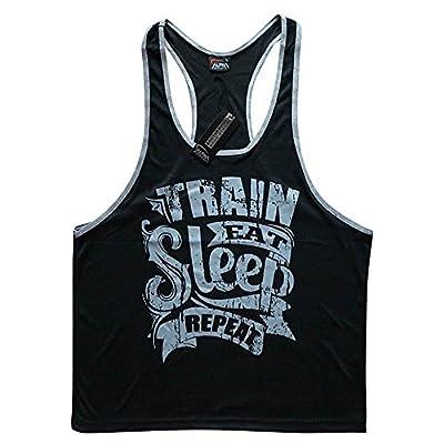 Mens Gym Workout Tanks - Bodybuilding Tank Tops