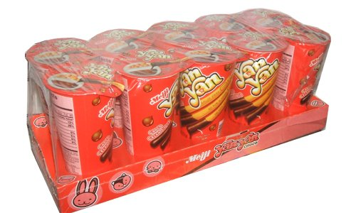 Meiji Cookies Individually wrapped Chocolate product image