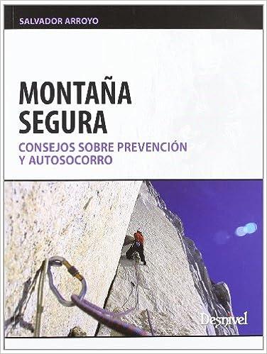 manuales de montaña, escalada, seguridad