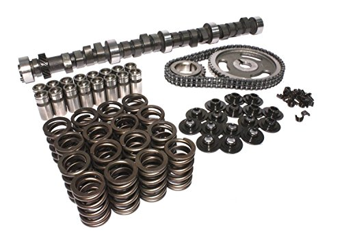 Ford 351W Ultimate Cam Kit - Dual Pattern Design - 254/264 Duration. Hi Torque Camshaft .448/.472 lift Springs, Retainers, Locks, ()