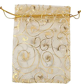 Amazon Com Return Gift Bags Wedding Party Favor Party Baby Shower