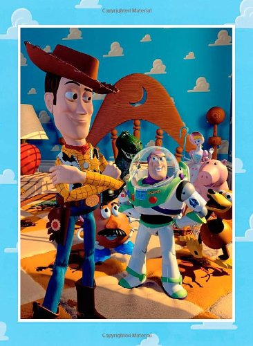 Toy Story The Art and Making of the Animated Film (Disney Editions Deluxe (Film)) PDF