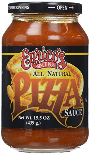 Enrico's Pizza Sauce, 15.5 oz by Enrico's
