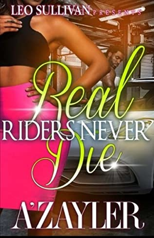 book cover of Real Riders Never Die
