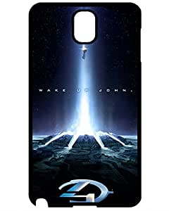 Christmas Gifts Unique Design(TM) Samsung Galaxy Note 3 Case Cover Ultra Slim Halo 4 Tpu Slim Fit Rubber Custom Protective Accessories for Girls 8750908ZJ154139073NOTE3 John B. Bogart's Shop