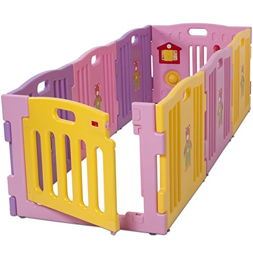 Baby Playpen With Ebook by MRT SUPPLY (Image #2)