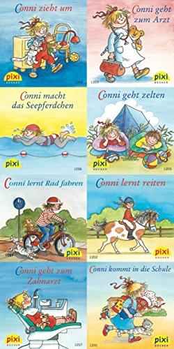 Price comparison product image PIXI-Bücher. Serie 140. Connis Abenteuer. 64 Exemplare a Euro 0, 95