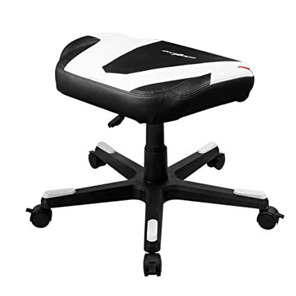 DXRacer DFR/FX0/NW Newedge Edition Adjustable Storage Ottoman Footstool  Chair Gaming Seat Pouf