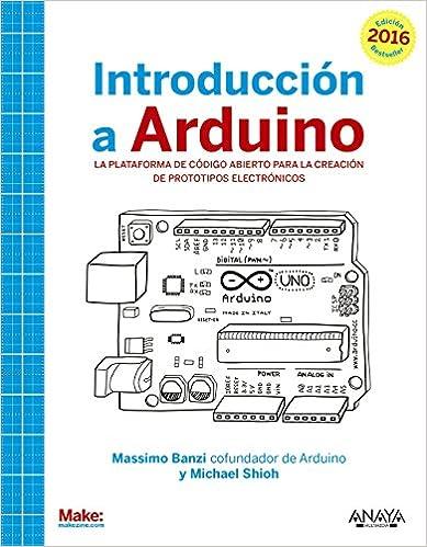 Libro Introducción a Arduino