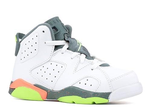 Amazon.com: Nike Jordan Kids Jordan 6 Retro BP Baloncesto ...
