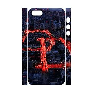 FLYBAI Daredevil Phone 3D Case For iPhone 5,5S [Pattern-4]
