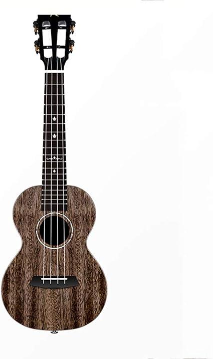 Ukulele Popular Instrumento de Cuerda 23 / 26 Hawaii Guitarra Caoba Ukuleles Super Sonido Regalos Perfectos Tres Colores (Color : B-26): Amazon.es: Instrumentos musicales