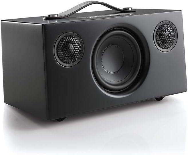 Stereo Schwarz Bluetooth Addon T4 Audio Pro Kompakter Lautsprecher
