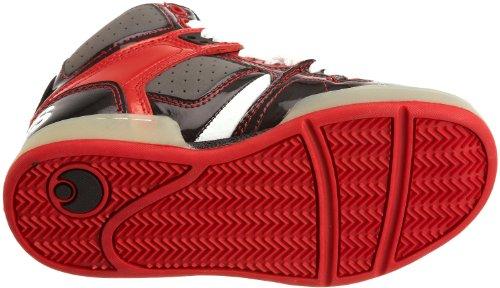 Osiris 3130-272 - Zapatillas de skate para niño, color negro, talla n