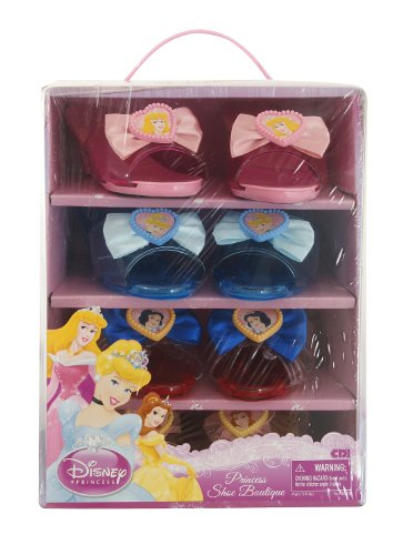 Disney Princess Disney Princess Shoe Boutique (Hang Tag) ) by Disney Princess