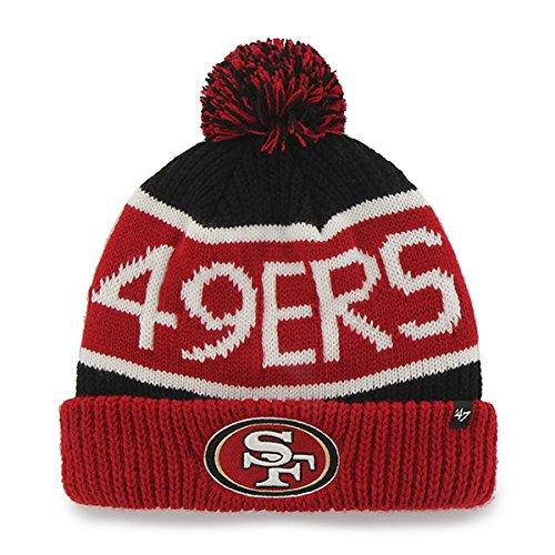 120f30ff Amazon.com : San Francisco 49ers Red Cuff