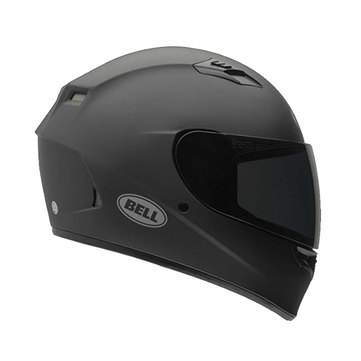 Bell Solid Adult Qualifier Motorcycle Helmet
