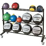 Perform Better PB Extreme Horizontal Medicine Ball Rack