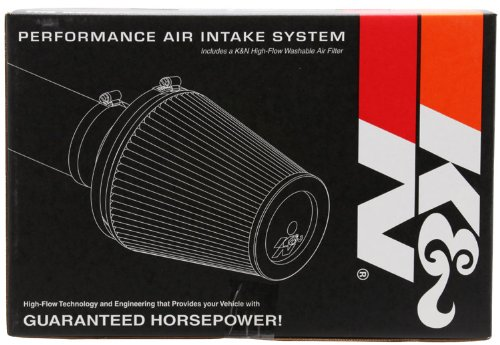 K&N 63-3075 AirCharger Performance Air Intake System by K&N (Image #2)