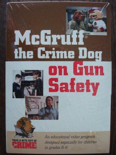 McGruff the Crime Dog on Gun Safety
