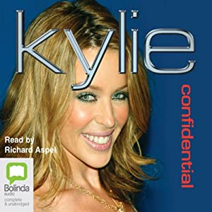 Kylie Confidential Audiobook