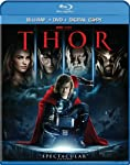 Cover Image for 'Thor (Two-Disc Blu-ray/DVD Combo + Digital Copy)'