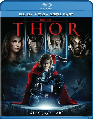 Thor (Two-Disc Blu-ray/DVD Combo + Digital Copy)