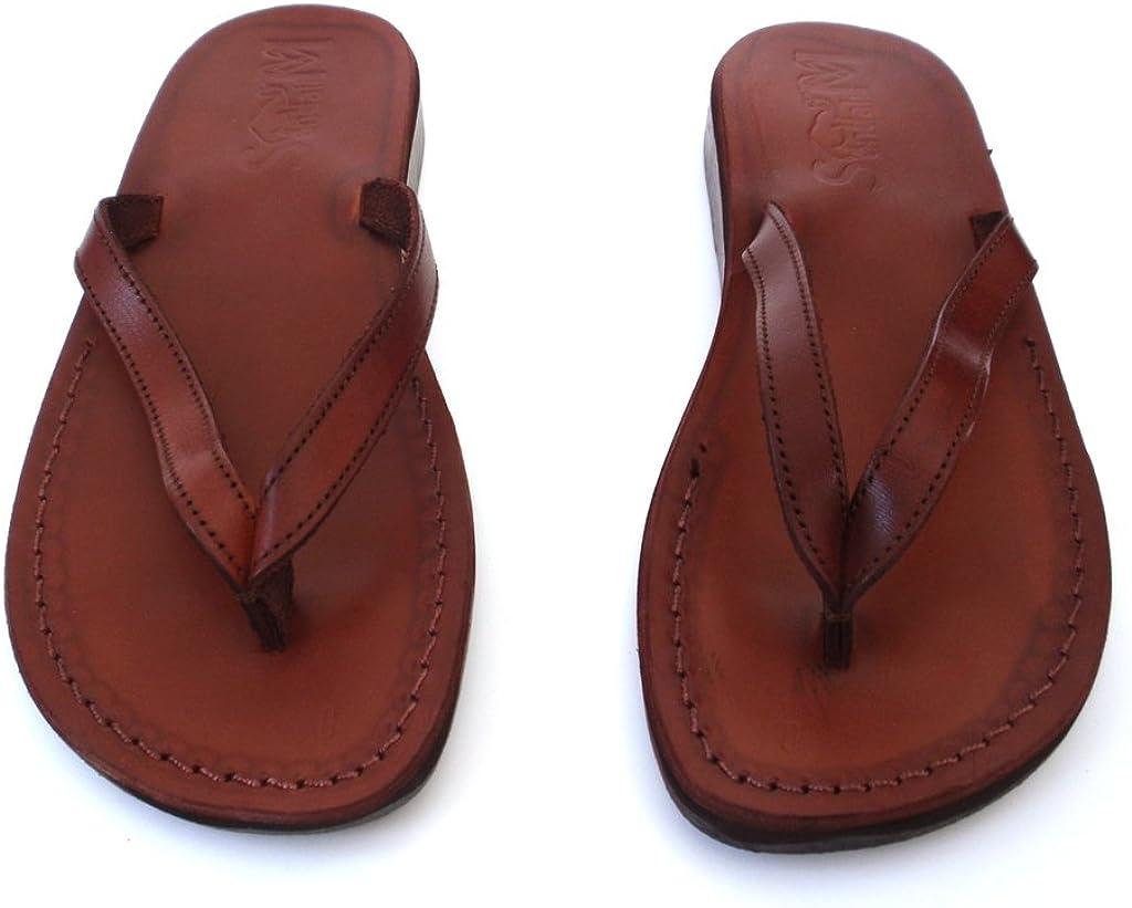SANDALIM Beautiful Handmade Sandals for Men Women Genuine Leather DAFNA Style