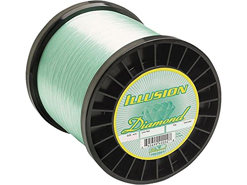 Diamond Illusion Monofilament Line - 20 lb. - 300 yd. - Mystic Green