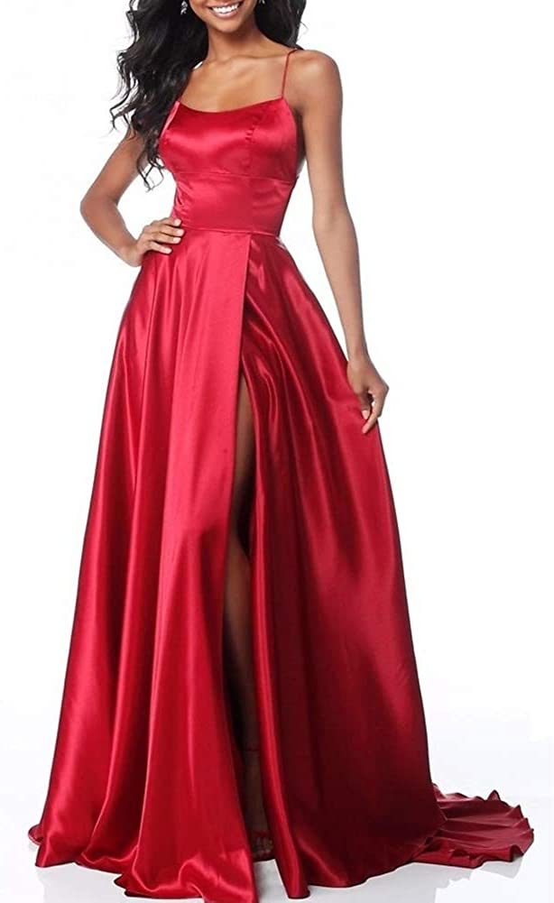 Aofur Dress Cocktail Women Vintage Elegant Evening Dress Prom Ball Gown Long Maxi Wedding Bridesmaid Chiffon Dresses UK 8-24