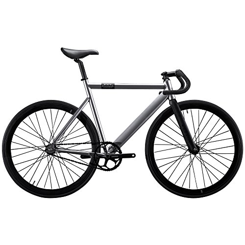 State Bicycle Black Label 6061 Aluminum Fixed Gear Bike