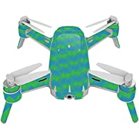 Skin For Yuneec Breeze 4K Drone – Sharp Chevron | MightySkins Protective, Durable, and Unique Vinyl Decal wrap cover | Easy To Apply, Remove, and Change Styles | Made in the USA