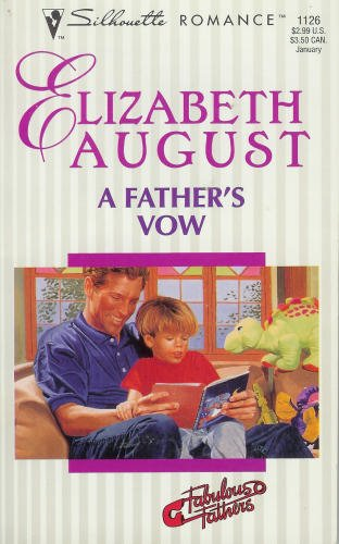 book cover of A Father\'s Vow
