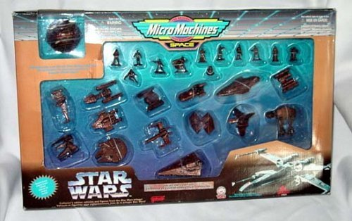 Micro Machines Star Wars Bronze Collector's Gift ()