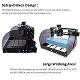 2-in-1 5500mw Laser Engraver CNC 3018 Pro-M