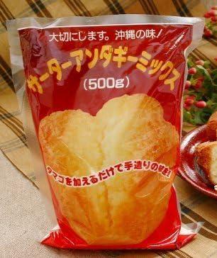 Amazon | サーターアンダギーミックス 500g×20袋 | 沖縄製粉 | ホット ...