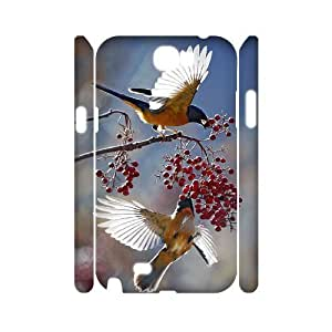 ALI Hard Hummingbird 3D Diy For Ipod Touch 4 Case Cover [Pattern-1]