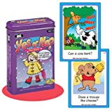 Yes or No? Fun Deck Cards - Super Duper Educational Learning Toy for Kids
