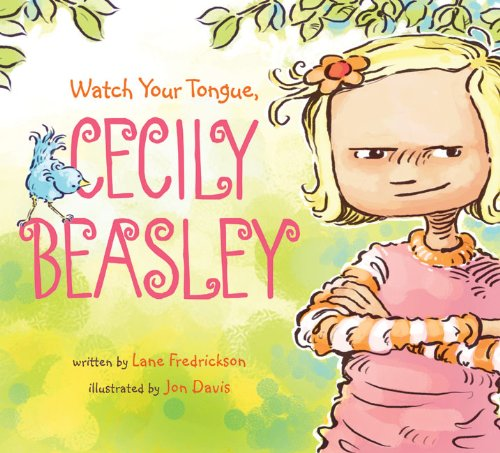 Watch Your Tongue, Cecily Beasley PDF