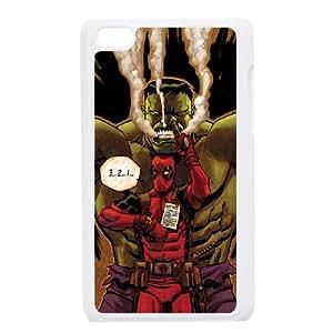Language still DIY Case Deadpool For Ipod Touch 4 QQW883596