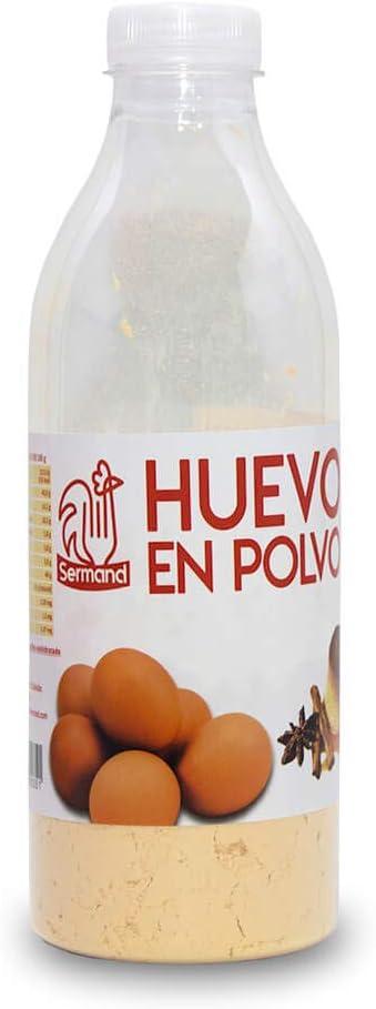 Caja 12 Botellas de 150 gramos de Huevo en polvo.: Amazon.es ...