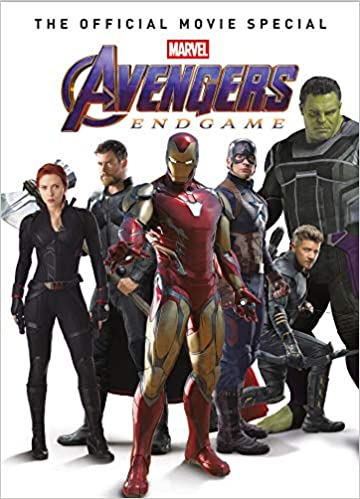 Amazon com: Avengers: Endgame - The Official Movie Special