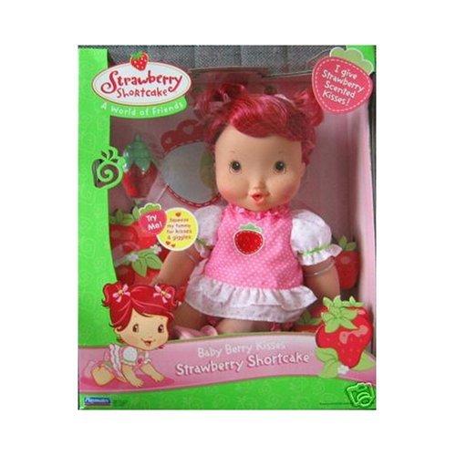 Strawberry Shortcake - Doll - Baby Berry - Baby Doll Shortcake Berry Strawberry
