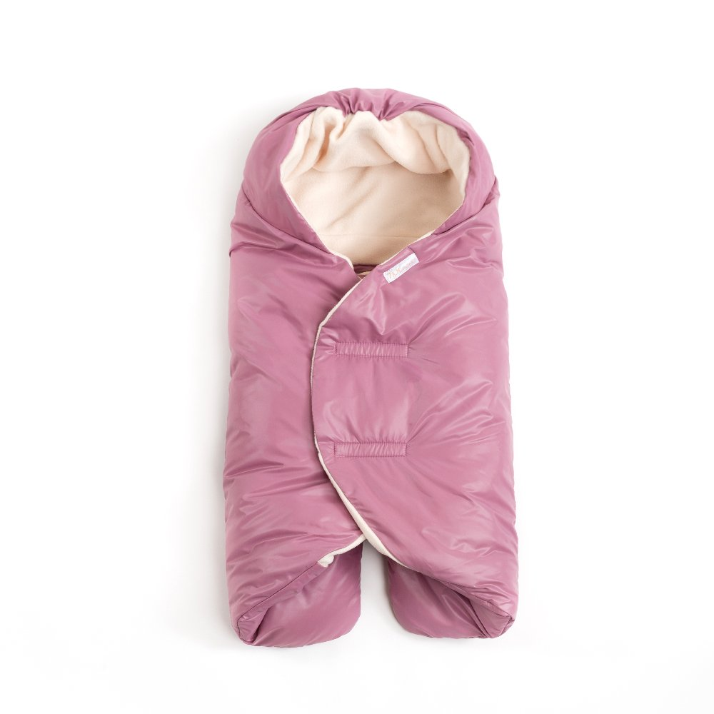 7 A.M. Enfant Nido Quilted (Lilac, Small)