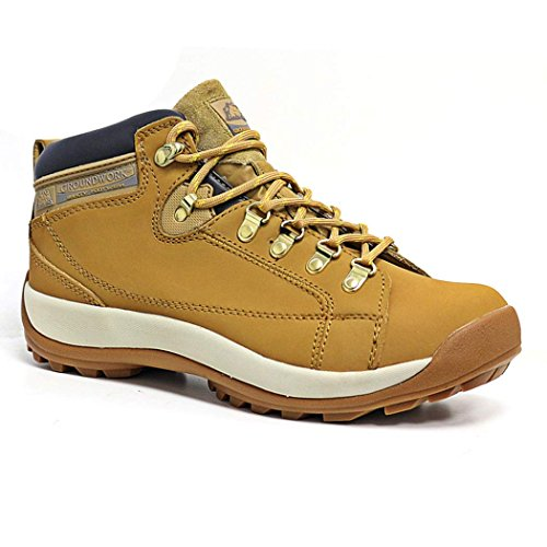 Mens Boots GR77 Toe Boots Groundwork Work Boot Cap Steel Mens by 387 Safety Honey 5E1cq
