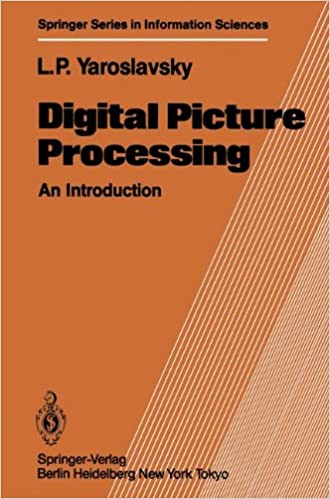 Digital Picture Processing: An Introduction (Springer Series in Information Sciences)