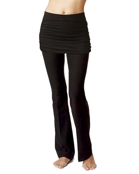 Amazon.com: TLC Sport UK para mujer adelgaza Reunidos falda ...