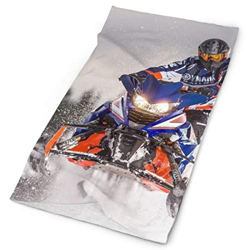 Chenhc Headbands Headwear Snowmobile Bandana Sweatband Neck Gaiter Head Wrap Outdoor Mask ()