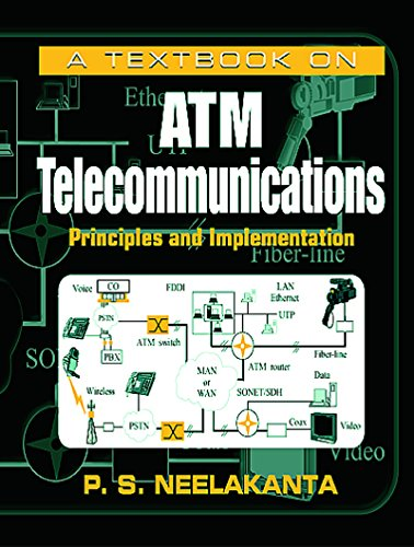 A Textbook on ATM Telecommunications: Principles and Implementation